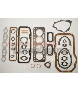 Fiat 1100 D complete engine gaskets set with cylinder head 1221 cc