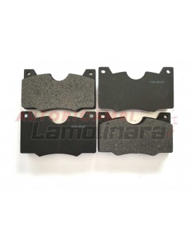 Front Brake pads system Girling Lancia 2000 Berlina Coupé 1971-